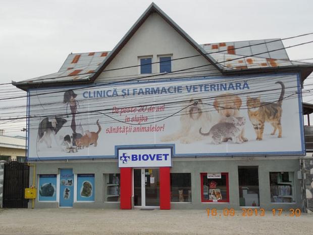 Clinica veterinara Biovet Corbeanca