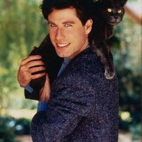 70 de actori în poze cu pisici - Super Pisi