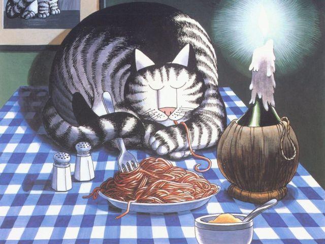 Kliban Cats - super poze cu super pisi 2